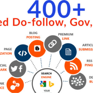 400+ buyBacklinks